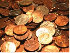 monnaie cuivre