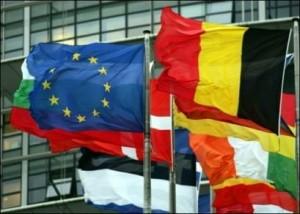 Europe--drapeaux-des-pays-de-l-Europe