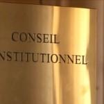 le conseil constitutionnel entérine les lois de finance