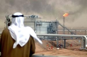 petrole arabie saoudite puits