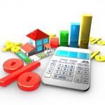 obligation de domiciliation des revenus, Taux immobiliers en avril 2018