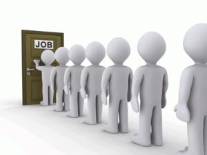 les chiffres du chômage en hausse
