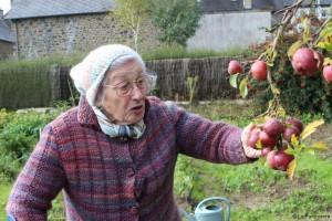 retraitée agricole