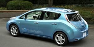 Nissan électrique