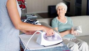moins d'allègement de charges sur les aide ménagères