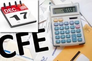 exonération de CFE (ex taxe pro)