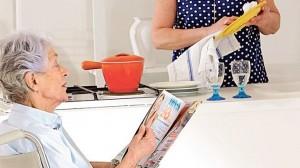 Baisse inexorable de l'emploi à domicile