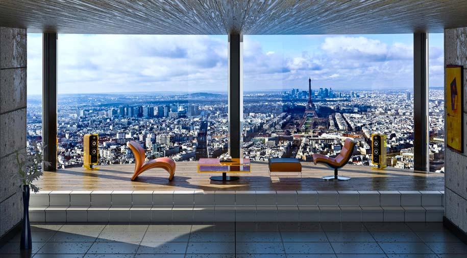 paris n 39 attire plus les milliardaires. Black Bedroom Furniture Sets. Home Design Ideas