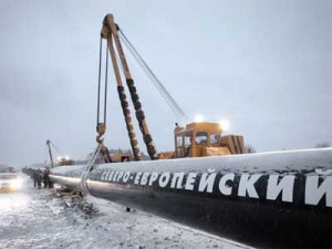 pétrole russe