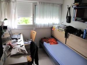 chambre étudiant