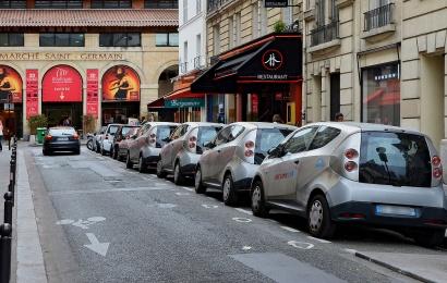 stationnement dans paris