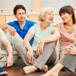 les colocataires de plus en plus âgés
