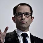 Benoit Hamon présente son programme économique