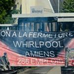 Whirlpool Amiens, Le Pen-1 Macron-0