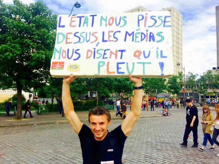 tout pour soutenir Macron