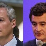 Le Maire et Darmanin, nouveaux pensionnaires de Bercy