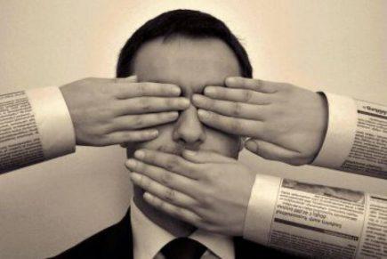 liberté de la presse utilisée pour museler
