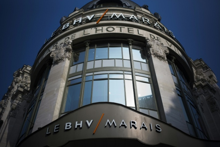 Le BHV a été le premier grand magasin a signer un accord dominical