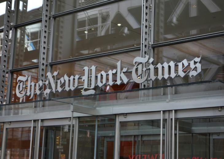 New York Times est un vilain menteur