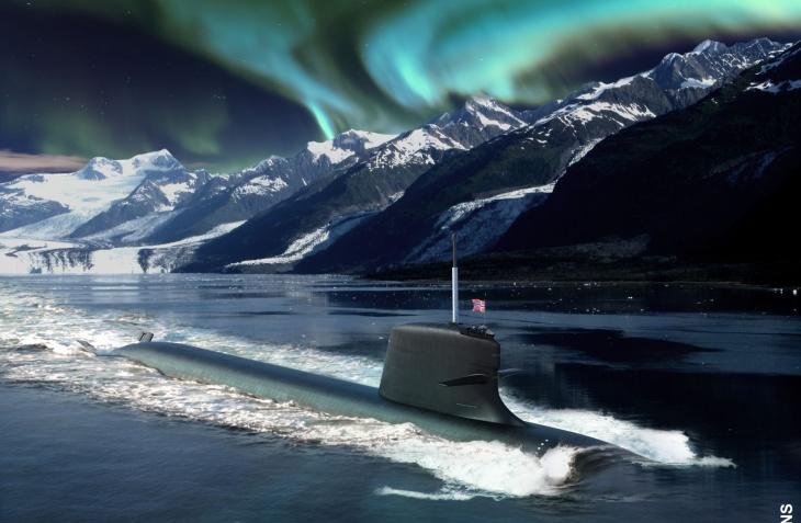 La France éliminée du marché norvégien des sous marins
