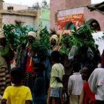 procession pluie afrique